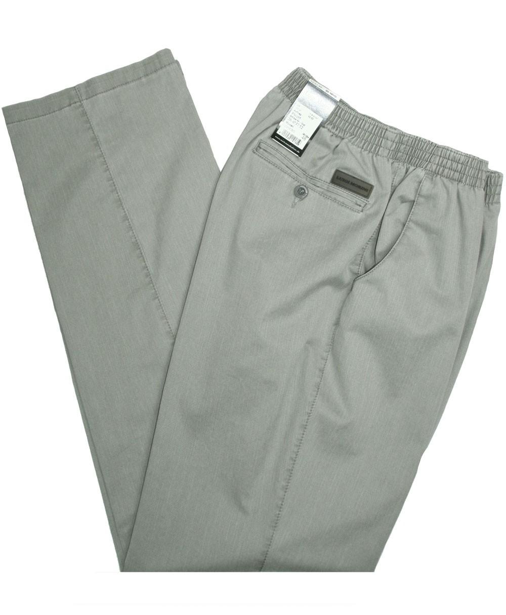 herren jeans stretch schlupfhose amberg 26 4537 52 stein mit struktur herren mode jeans. Black Bedroom Furniture Sets. Home Design Ideas